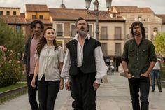 El ministerio del tiempo - Cervantes viaja a 2016