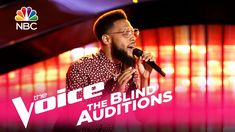 """The Voice 2017 Blind Audition - TSoul: """"Take Me to the River"""""""