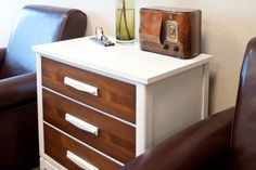 Turn a thrifted piece of furniture into the dresser of your dreams with this tutorial.