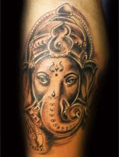 Get Inspired: Lord Ganesh Designs and Tattoos