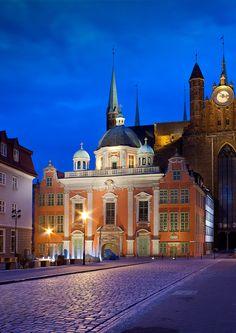 Kaplica Królewska / Royal #Chapel in #Gdansk by Jarek Kozlowski, via 500px.