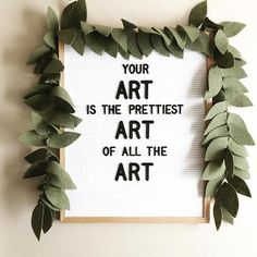 The exact words I've been wanting to express to all my creative artist friends. #theoffice : @aliwoodcreations