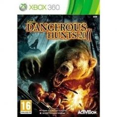 Cabelas Dangerous Hunts 2011 Game Xbox 360 | http://gamesactions.com shares #new #latest #videogames #games for #pc #psp #ps3 #wii #xbox #nintendo #3ds