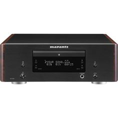 Marantz - High Definition CD Player - Black