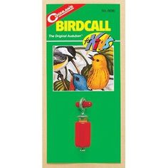 Bird Call for Kids