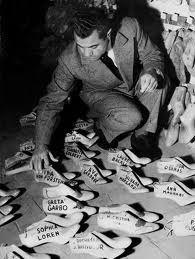 Salvatore Ferragamo #shoes #SalvatoreFerragamo #MarilynMonroe