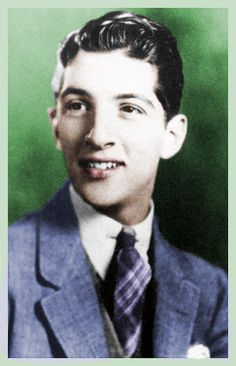Young Dean Martin Colorized by ajax1946 on deviantART