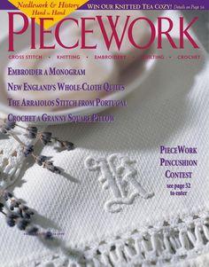Pw sep oct 1999 emagazine  histoire des travaux d'aiguilles   stich history