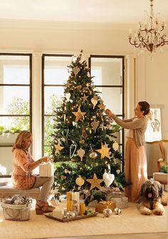 Depósito Santa Mariah: Natal Em Dourado E Prata!