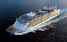 Royal Caribbean: Allure of the Seas