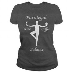 PARALEGAL KNOW HOW TO BALANCE T Shirts, Hoodies. Get it now ==► https://www.sunfrog.com/LifeStyle/PARALEGAL--KNOW-HOW-TO-BALANCE-Dark-Grey-Ladies.html?41382