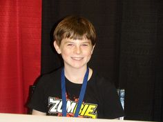 chandler riggs | Chandler Riggs from the Walking Dead | Flickr - Photo Sharing!