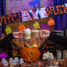 Cheers to a little hocus pocus. #Halloween #dolcegusto #pumpkin #hocuspocus
