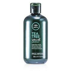 Tea Tree Special Shampoo (Invigorating Cleanser) - 300ml/10.14oz
