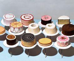 Cakes Sharon Core  2004