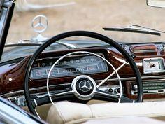 1956 Mercedes 220 S Cabrio (W128)