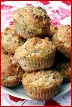 Kinkku-aurajuusto muffinit - Ullanunelma