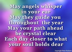 ∆ Angels...May your Angels guide you to Happiness, Serenity & Bliss  <3