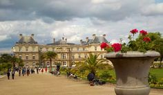 Luxembourg Gardens, Paris  Photo By Hope Tarr