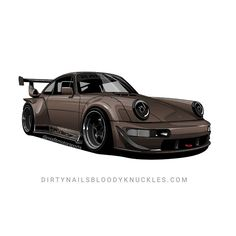 Looking for a rendering? Email me through the site and let me know about your project. Drew up this rendering a while ago for @misfitmotorsports before the Maverick build was started to plan color sticker options etc. Love how it turned out- both the rendering and the actual car! Dirtynailsbloodyknuckles.com Link in profile #rwb #rwb911 #porsche911 #porsche993 #carrera #carreras #jdm #nakai #jdmart #rwbmaverick #maverick #rauhwelt #rauhweltbegriff #porsche911 #akiranakai #nakaisan #rwb993…