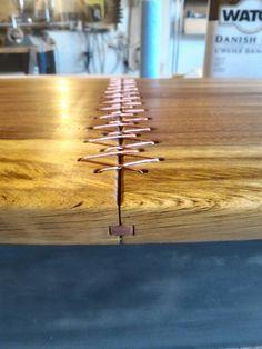 Brad Neilson :: floating desk