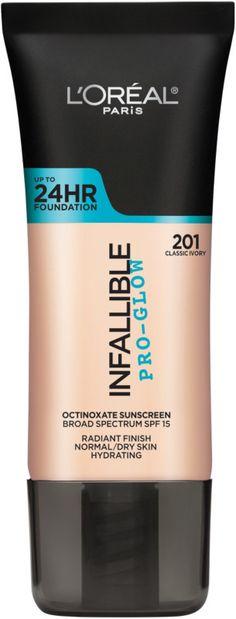 L'Oréal Infallible Pro-Glow Foundation | Ulta Beauty