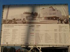 Výstavba pavilonu České republiky je v plném proudu. www.regulus.cz Expo 2015, Czech Republic, Pavilion, Life, Sheds, Cabana, Bohemia, World's Fair