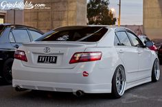 Toyota Camry On Ssr Ms1 Wheels