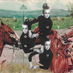 collages by Arian Behzadi