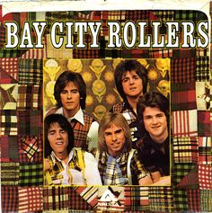 "Bay City Rollers - I was in Scottish ""rock & roll"" (haha) heaven"