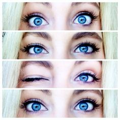Blue eyes are always beautiful, but others are my favorite.... On that note.... DAAAAAAAANG! Gorgeous!