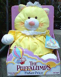 #8002 Puffalump Kitten