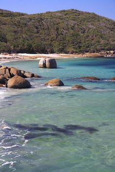 Waterfall Beach William Bay National Park Denmark, Western Australia
