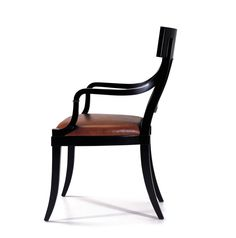 90007 Side // Bolier // Classics & Modern Luxury // Dining Chair