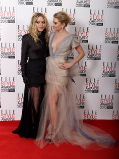 Mary-Kate and Ashley Olsen Photos – Style Evolution of The Olsen Twins