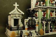 Lego Crypt and Cemetery | Flickr : partage de photos !