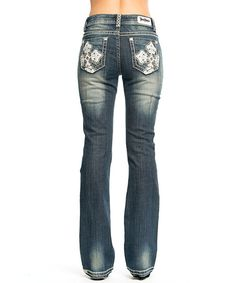 Another great find on #zulily! Twilight Angela Bootcut Jeans #zulilyfinds