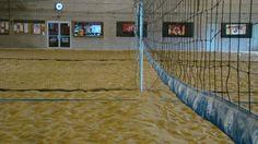 Indoor Sand Volleyball