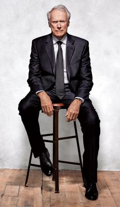 Clint Eastwood in a ChairYou can find Clint eastwood and more on our website.Clint Eastwood in a Chair Hollywood Icons, Classic Hollywood, Old Hollywood, Hollywood Actresses, Clint And Scott Eastwood, Actor Clint Eastwood, Cinema Tv, Fritz Lang, Kevin Costner