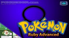 Pokemon Ruby Advanced