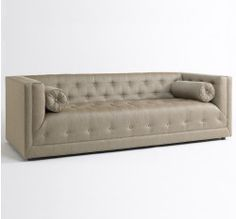 Aubrey Sofa The Aubrey Sofa by Precedent is elegant and warm, with exquisite button detail and cozy UD cushioning. Select your favorite fabric for this American made sofa. Comes with two arm bolsters. Contemporary Furniture Stores, Modern Furniture, Furniture Design, Amish Furniture, Family Room Furniture, Furniture Making, Brothers Furniture, Furniture Upholstery, Upholstered Furniture