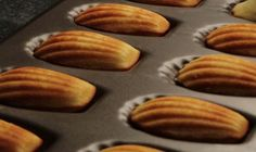 Love Madeleines but underwhelmed by your version of the French favorite