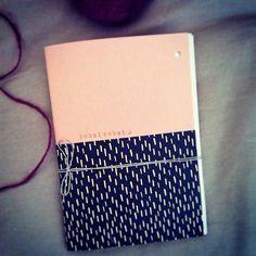Rebel Rebel - Handmade Notebook Bowie Is Singing