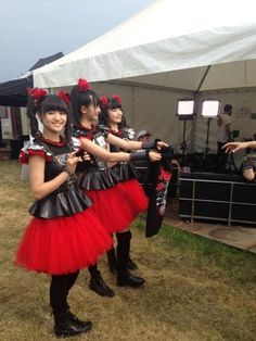 BABYMETAL - Mostly MOA - Download 2015.