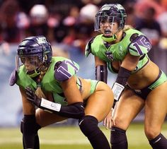 Legends of the Gridiron: The LFL Makes its Mark on Professional Football - Lingerie League - Ladies Football League, Female Football Player, American Football Players, Football Girls, Sport Football, Funny Football, Football Football, Lfl Players, Lingerie Football