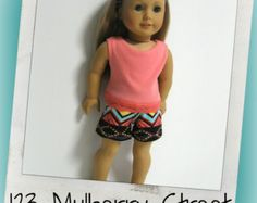 American Girl Doll Clothes- Aztec Summer