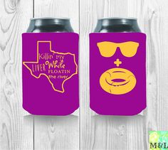 38 Best Say It With A Koozie Images Wedding Koozies