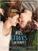 Nos étoiles contraires au cinéma ! 2014 Tiré d'un roman américain de John Green, c'est l'histoire de deux jeunes atteints de maladie grave qui se permettent de vivre leur histoire d'amour..