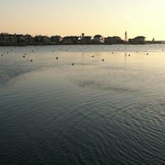 Empty Harbor.  Nantucket