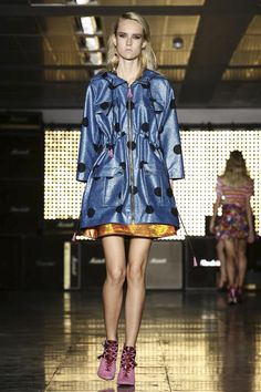 House of Holland Ready To Wear Spring Summer 2015 London - NOWFASHION